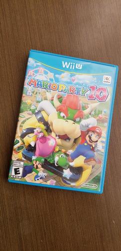 juego original wii u mario party 10
