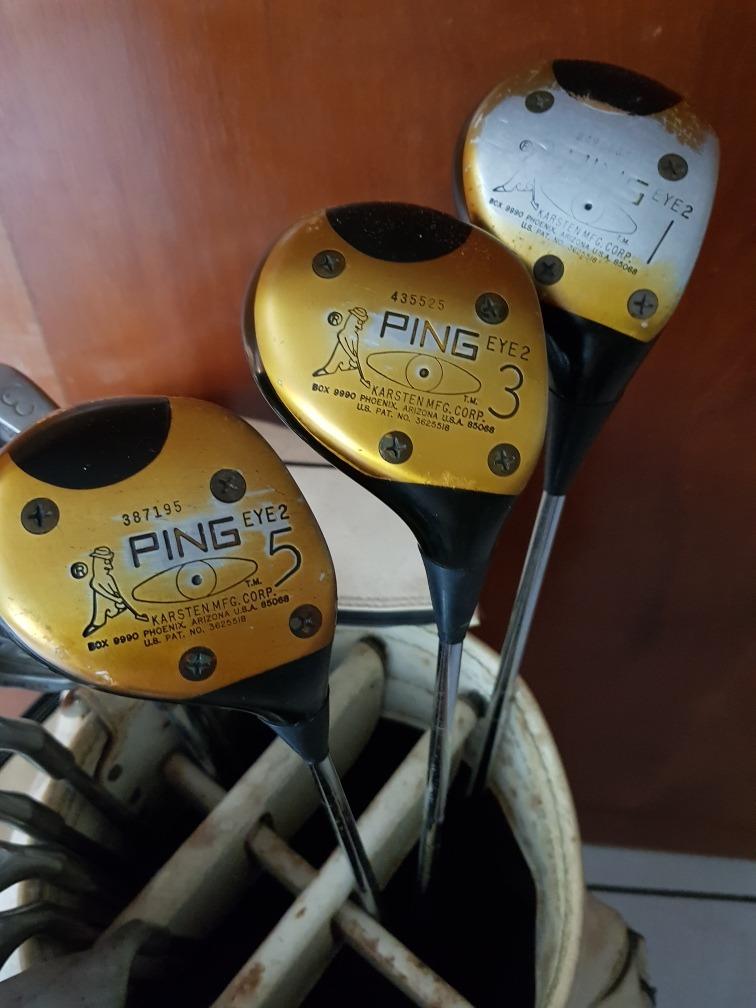 abc4e36cd8d38 Juego Palos Golf Ping -   5