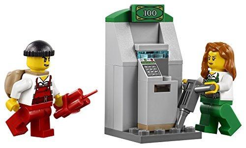 Juego Para Armar De Lego City Set Basico De Policaa 60136 47 990