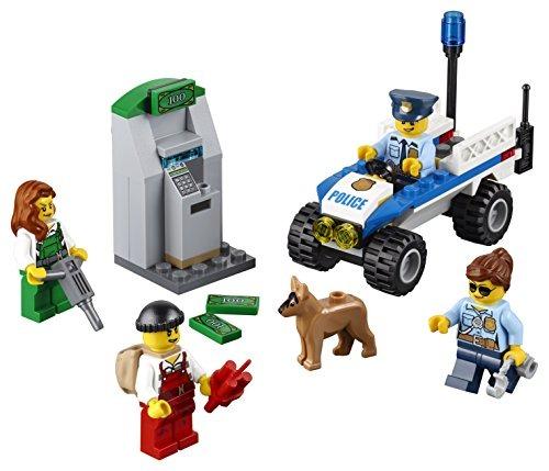 Juego Para Armar De Lego City Set Basico De Policia 601 201 119