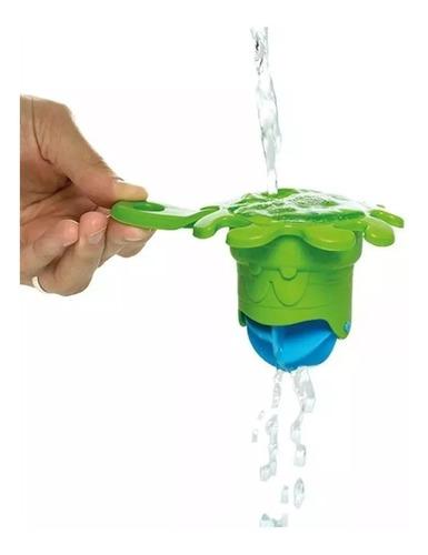juego para el agua apilable pega agua calesita children's