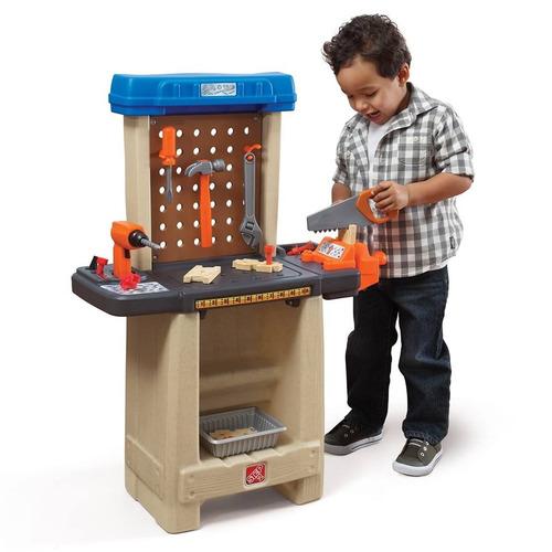 juego para niño, taller de proyectos, juego infantil. step2