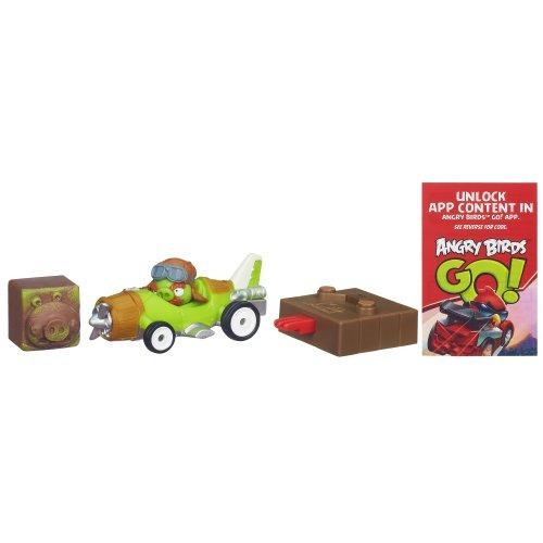 juego para niños angry-birds verde