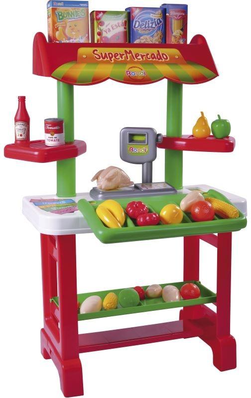 Juego Para Ninos Supermercado Rondi 1 699 00 En Mercado Libre