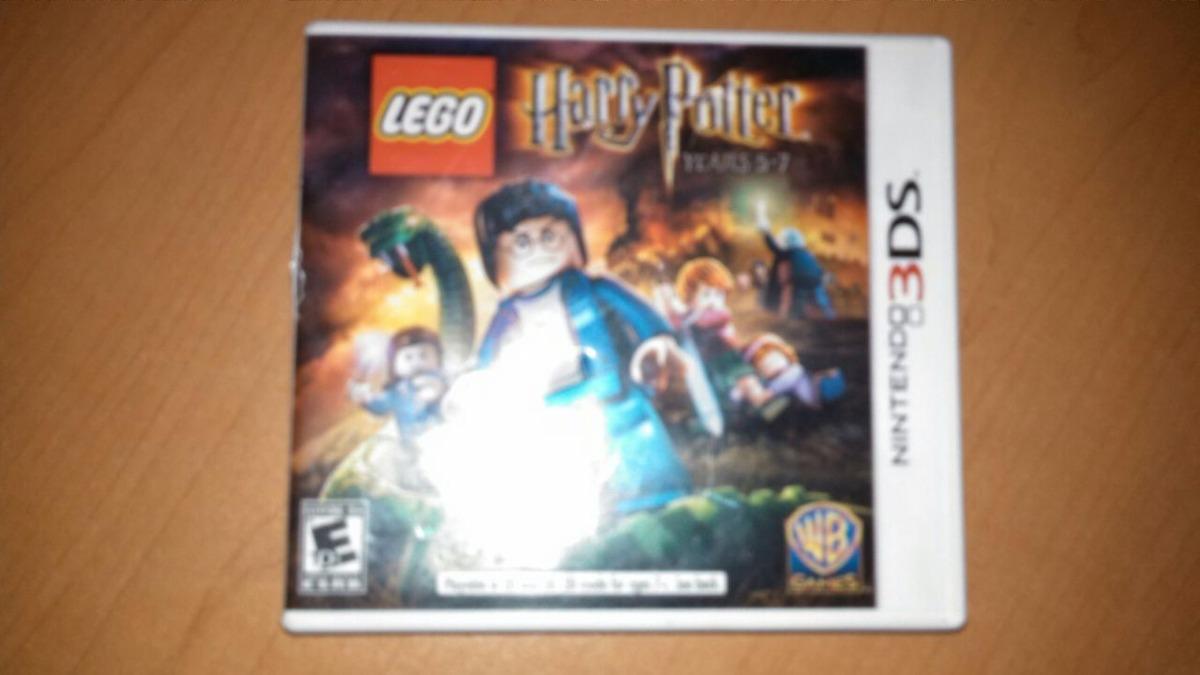 Juego Para Nintendo 3ds Harry Potter 200 00 En Mercado Libre