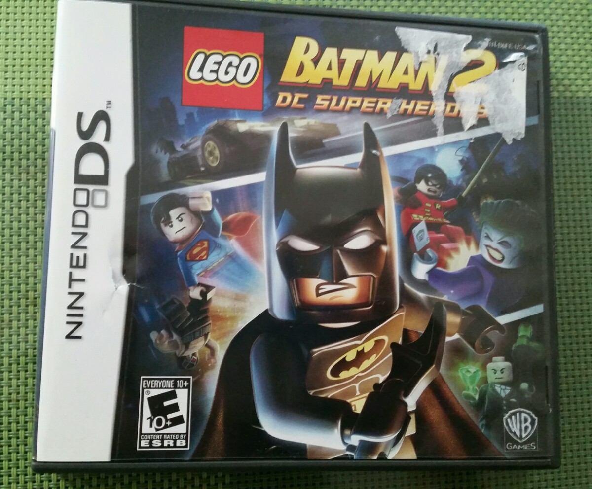 Juego Para Nintendo Dsi Batman2 U S 29 00 En Mercado Libre
