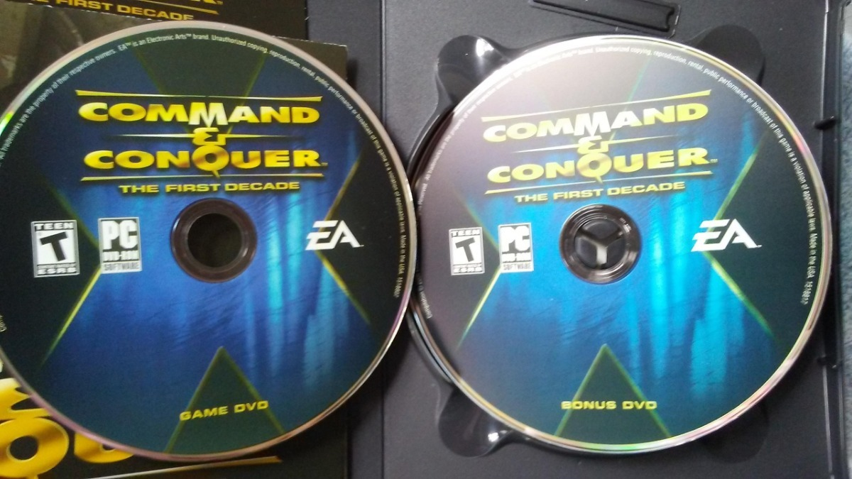 Command First Decade