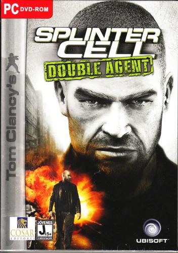 juego para pc hawxsplinter cell doble agente