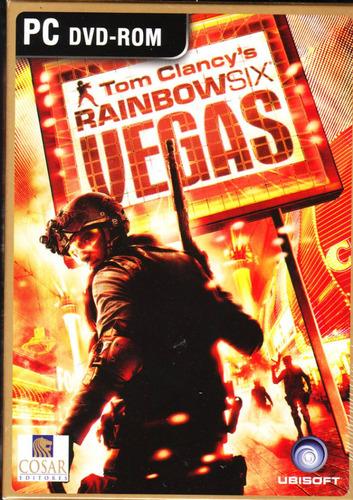 juego para pc tom cleacy's rainbowsix vegas