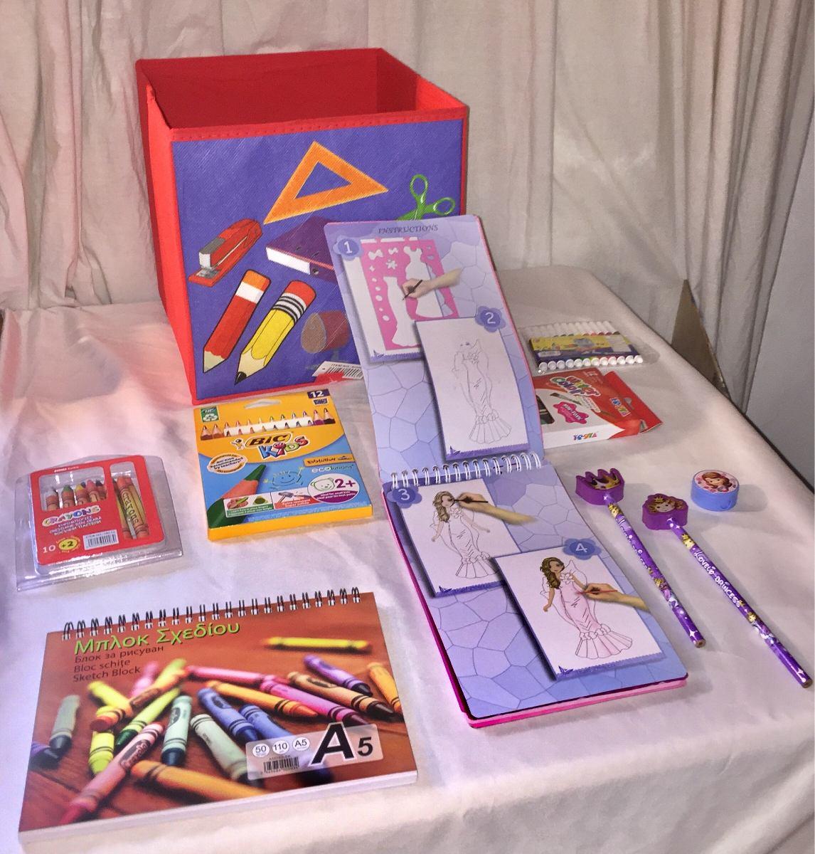 Juego Para Pintar Y Dibujar Arte Set Niños Caja Art Attack   $ 750