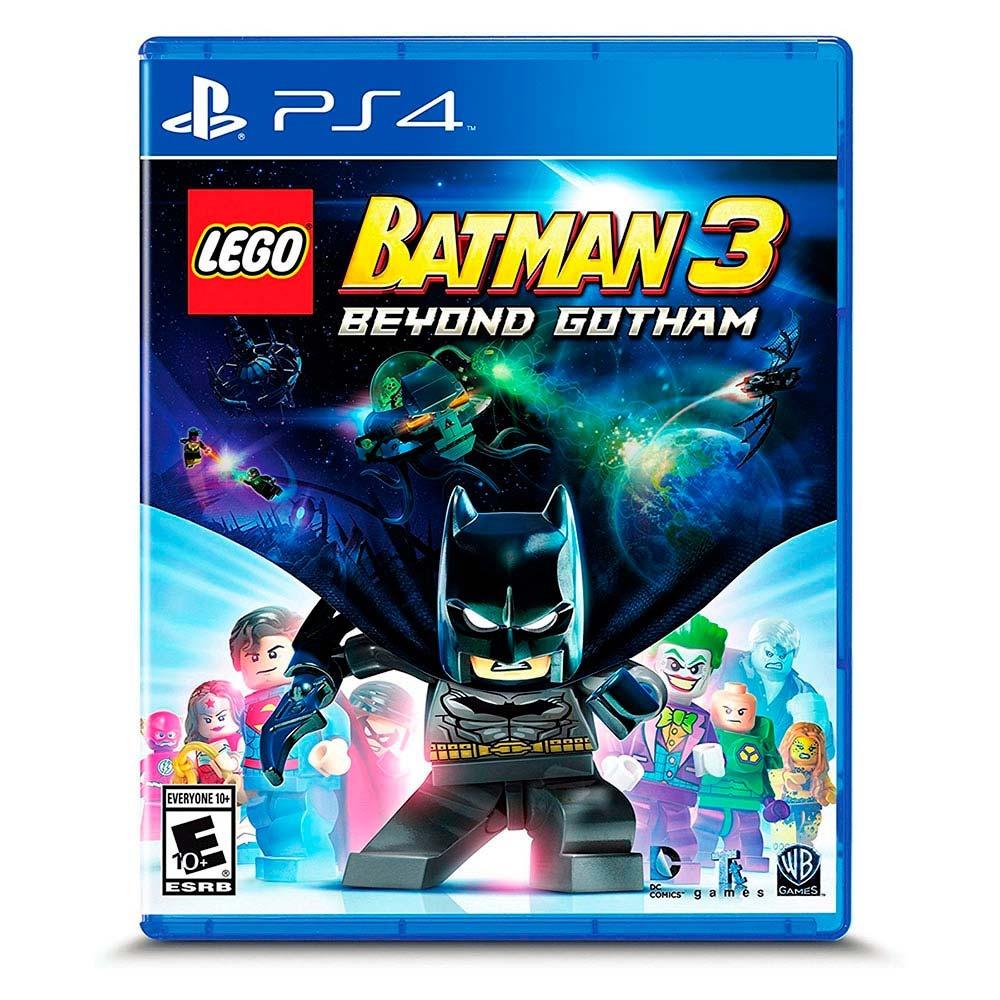 Juego Para Playstation 4 Lego Batman 3 Beyond Gotham 880 00 En