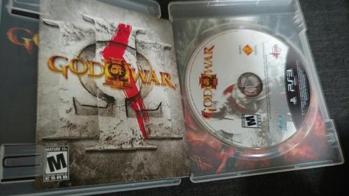 juego para ps3 god of war