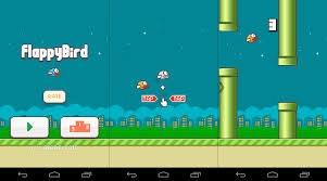 juego para telefonos celulares aplicacion flappy bird