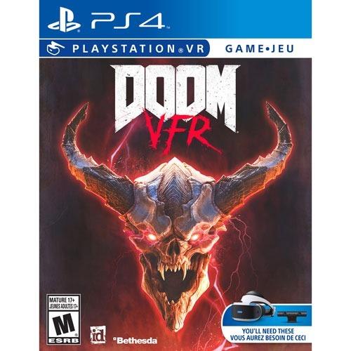 Juego Para Vr Doom Vfr Ps4 15 000 En Mercado Libre