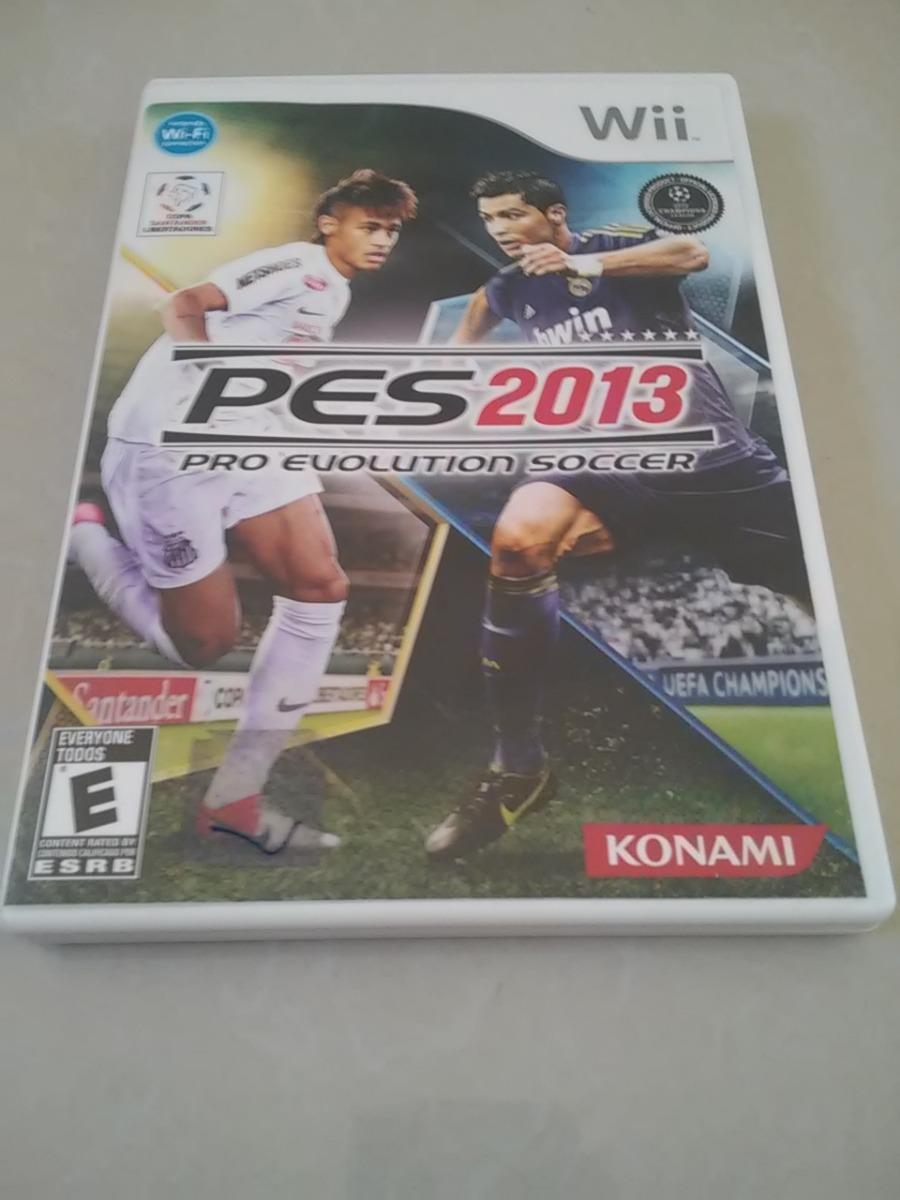 Juego Para Wii Pro Evolution Soccer Pes 2013 Original Bs 30 000