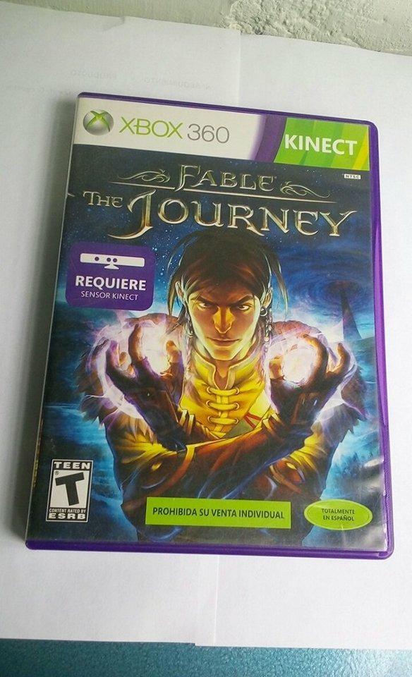 Juego Para Xbox 360 Con Kinect Fable The Journey 139 00 En