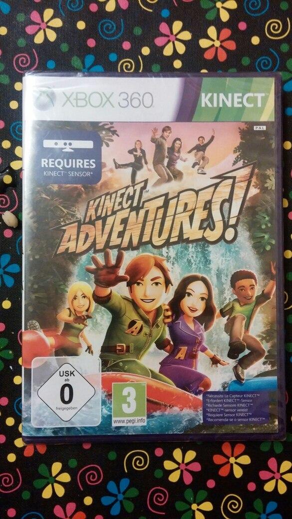 Juego Para Xbox 360 Kinect Adventure 350 00 En Mercado Libre