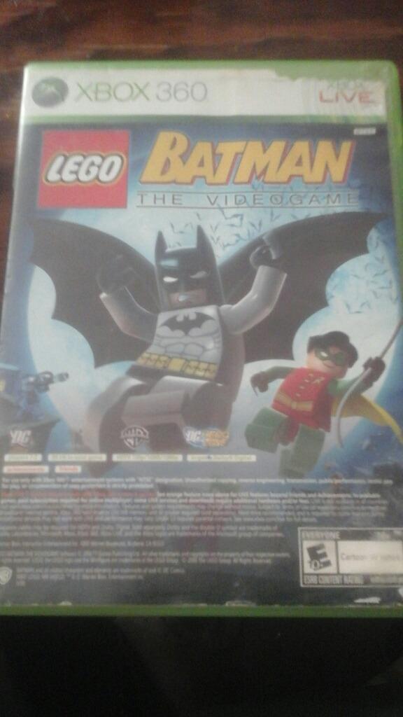 Juego Para Xbox 360 Lego Batman 150 00 En Mercado Libre