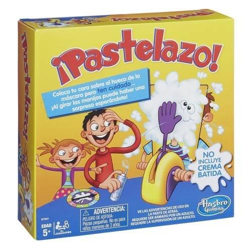 Juego Pastelazo De Hasbro Gaming Juguete Para Ninos Y Ninas