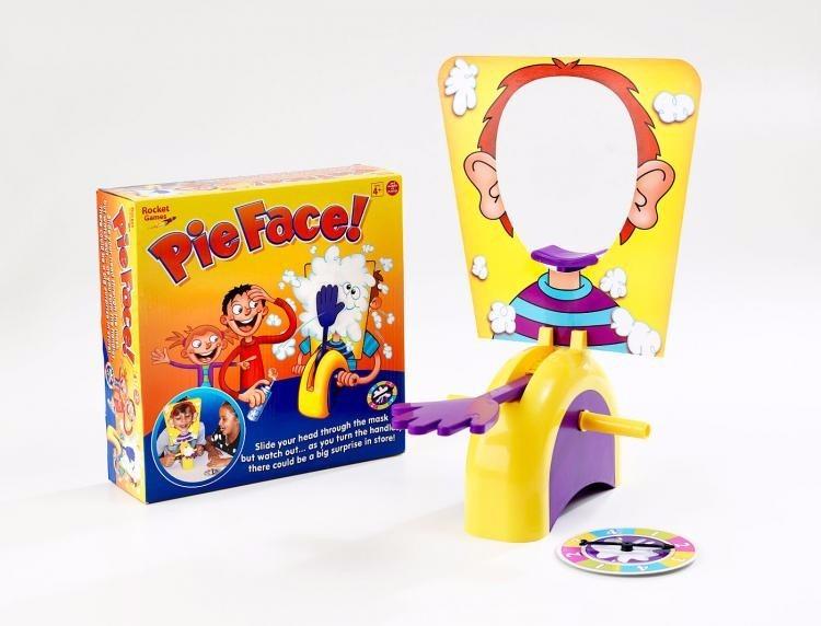 Juego Pastelazo Hasbro Gaming Pay Pie Face 399 00 En Mercado Libre