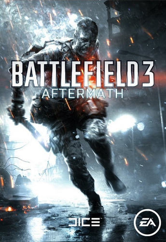 juego pc battlefield 3 expansion aftermath oferta bf3 gamer