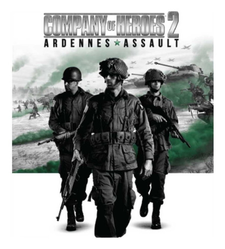 juego pc company of heroes 2 ardennes assault full digital