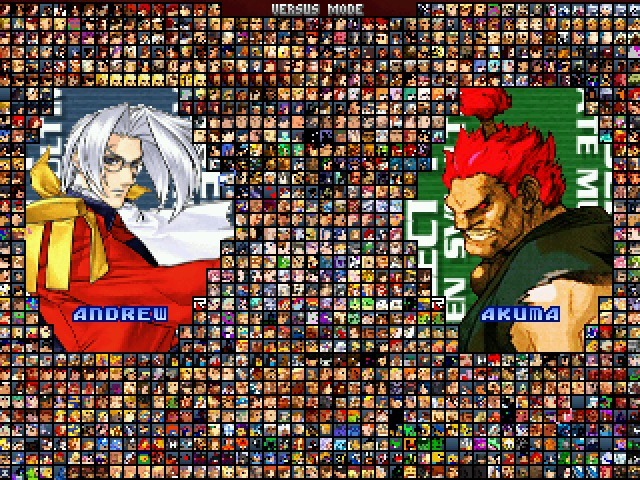 Juego Pc Snk Vs Capcom Ultimate Mugen