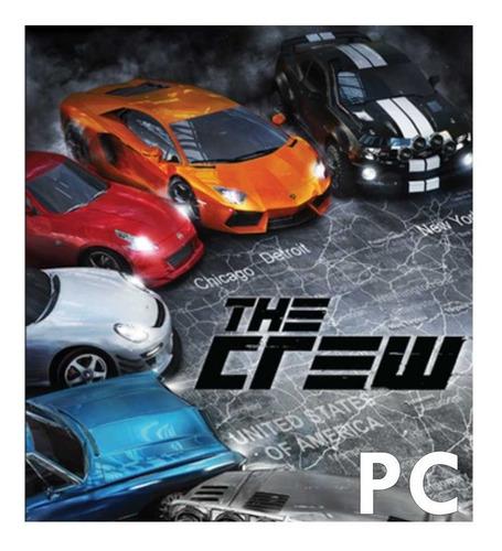 juego pc the crew original completo full uplay no gta v