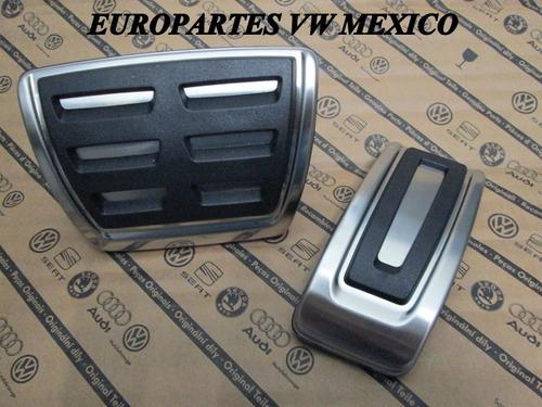 juego pedales vw golf a7 audi a3 seat leon 3a generacion