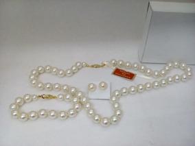e37638b6eaf0 Collar De Perlas Mallorca - Joyería en Mercado Libre México