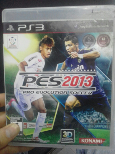 juego pes 2013 play 3