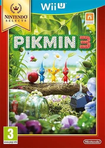 juego pikmin3 para nintendo wiiu nuevo sellado en español