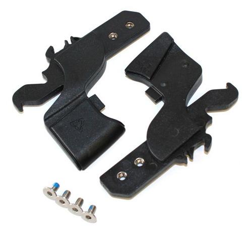 juego pin espac. leatt stx road/stx jason britton negro 20mm