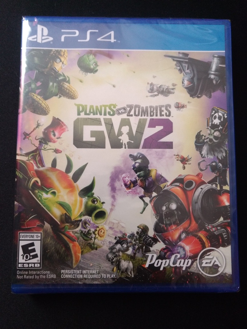 Juego Plants Vs Zombies Garden Warfare 2 Para Ps4 399 00 En
