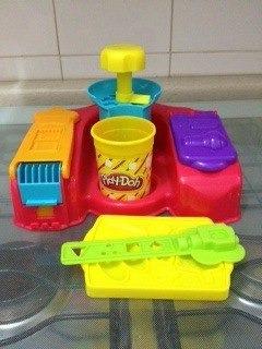 juego play doh dulceria usada en buen estado
