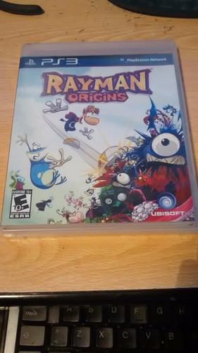juego play station 3 ps3 - rayman origins