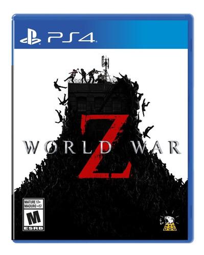 juego play station 4 world war z