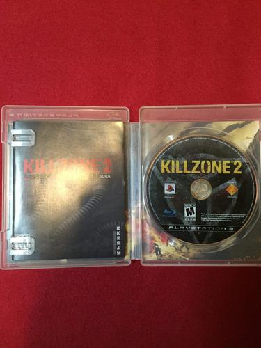 juego playstation 3 - killzone 2