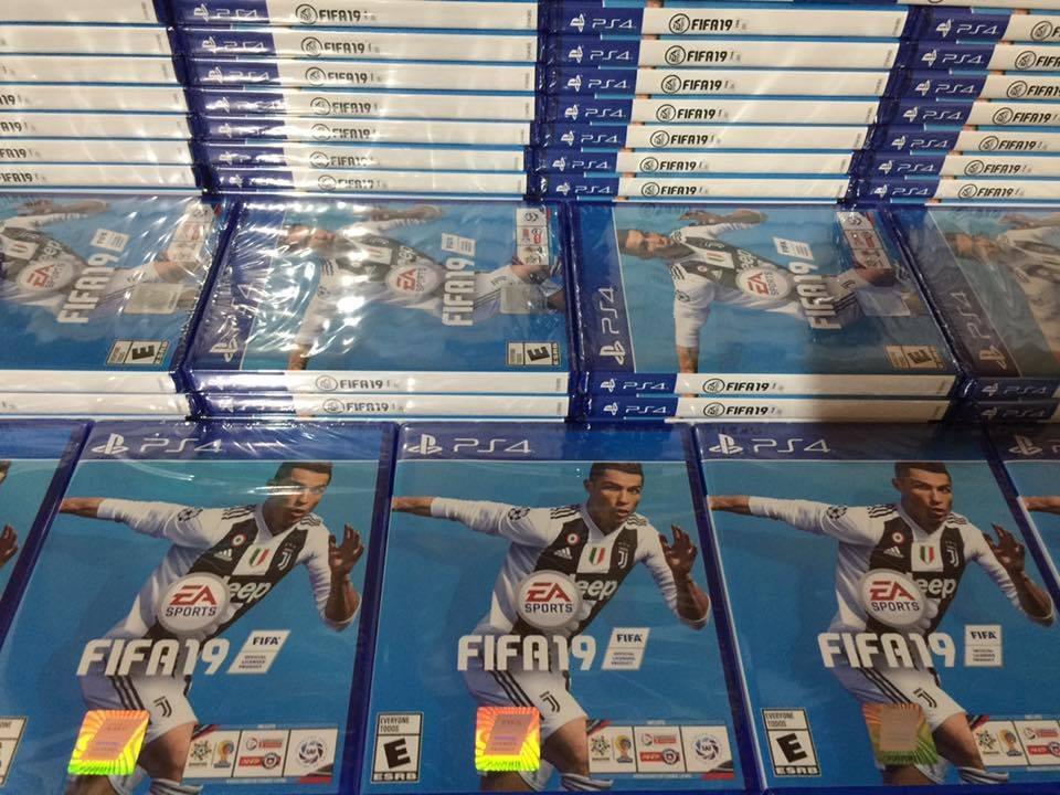 Juego Playstation 4 Fifa 2019 Standard Edition Nuevos 35 500 00