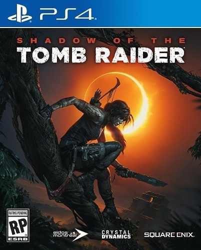 juego playstation 4 shadow of the tomb raider ps4