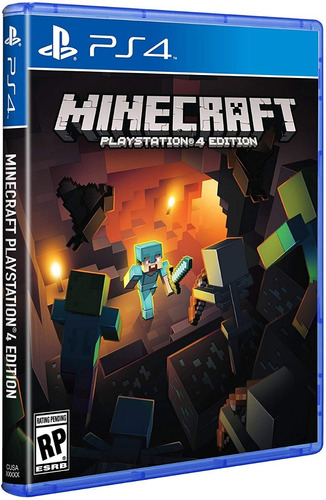 juego playstation minecraft playstation 4 / makkax