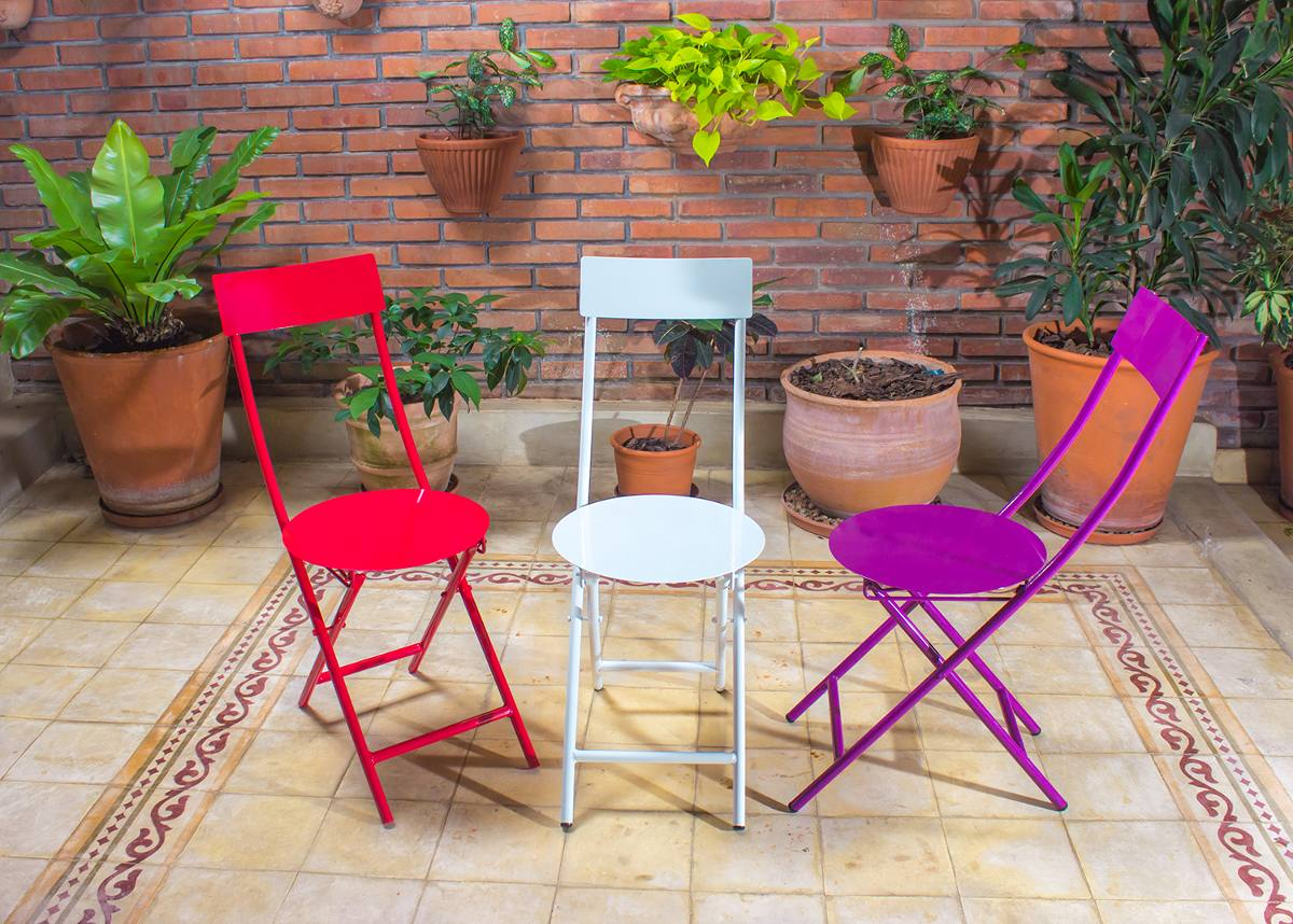 Juego Plegable Balcón Jardín Mesa Quilmes Bar Resto - $ 5.900,00 ...