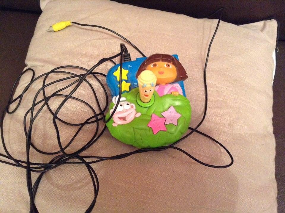 Juego Plug And Play Dora La Exploradora - $ 500,00 en Mercado Libre