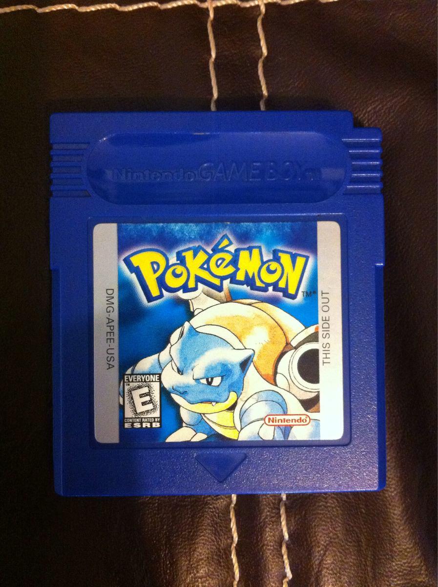 Juego Pokemon Para Gameboy Gba Gc Gb Advance Original100
