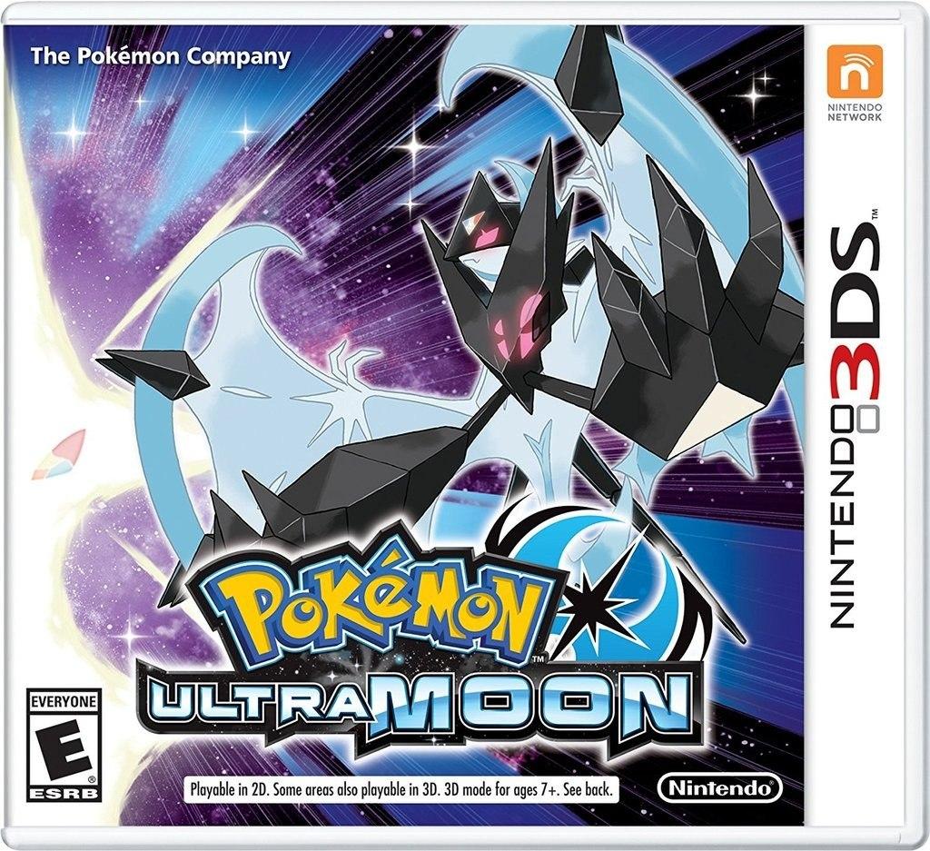 Juego Pokemon Ultra Moon Para Nintendo 3ds Nuevo Fisico 149 990