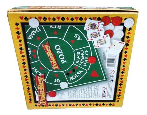 juego pokerey edición de lujo de toyco 9178