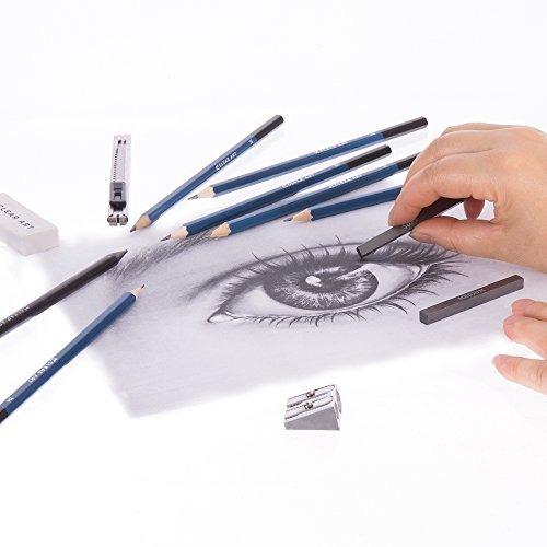 juego profesional para arte-juego para dibujo y bosquejos