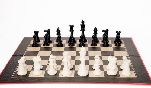 juego profesional tipo staunton c/ tablero oferta total