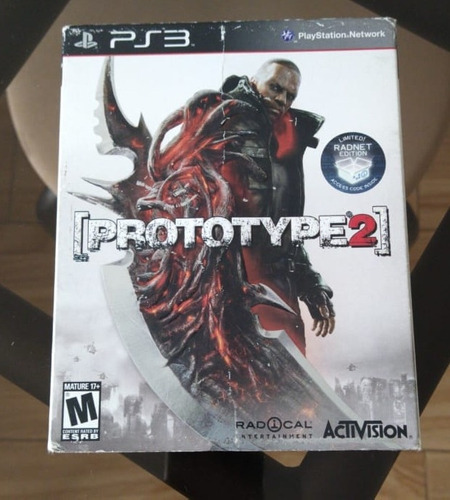 juego prototype 2 - ps3