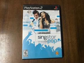 Juego Ps2: Singstar: Pop